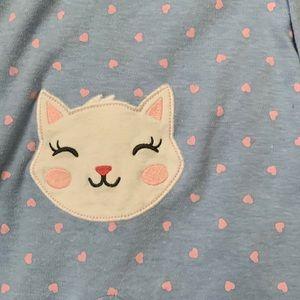 Carter's Pajamas - 9 months Carter's Cat sleeper MUST BUNDLE!